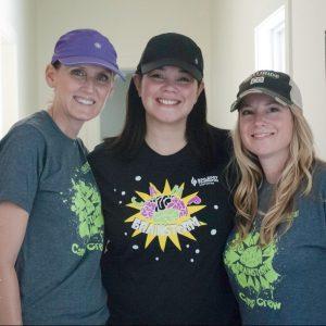 Camp Brainstorm Volunteer nurses