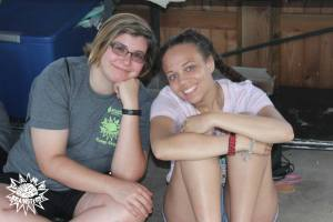 Camp Brainstorm camper & counselor